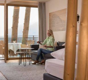 Belvedere Zimmer Alpin Panorama Hotel Hubertus