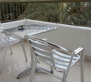 Балкон Al Qidra Hotel