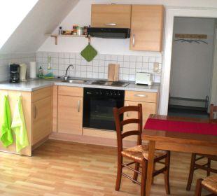 Küche in Apartment II Apartment mitten in Bamberg