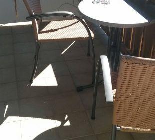 Balkon Hotel Walkner