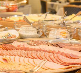Frühstücksrestaurant Aparthotel Villa Osada