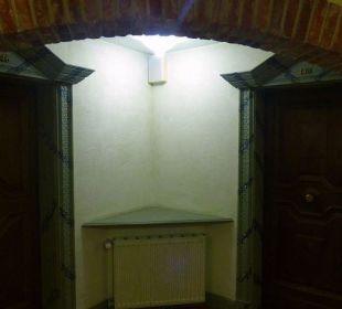 Eingangstüren Hotel Forsthaus Damerow