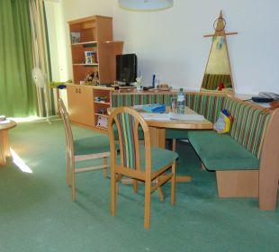 Wohnzimmer Kinderhotel SEMI