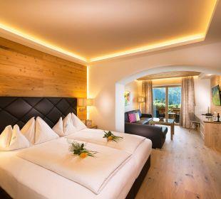 Junior-Suite Verwöhnhotel Berghof