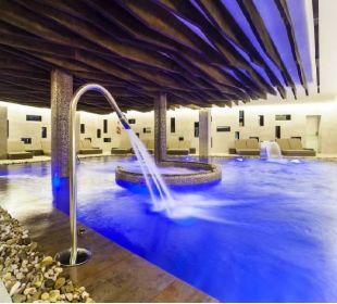 Impressionen ... Hotel Serrano Palace