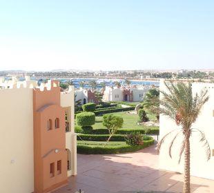 Ausblick über die Bucht