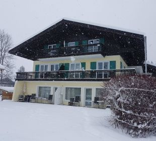 Haus von Gartenseite Oberstdorfer Ferienwelt