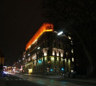 Abends Austria Trend Hotel Savoyen Vienna