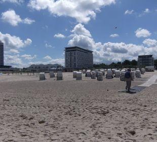 Strand a-ja Warnemünde. Das Resort.