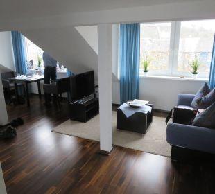 Zimmer (Suite) 9 Hotel Quisisana