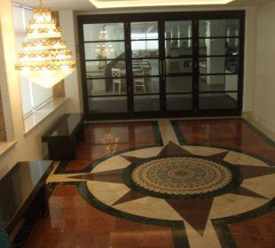 Eingang Essensraum Hotel Playa Golf
