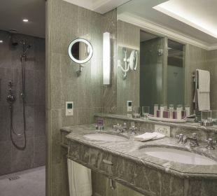 Badezimmer Hotel Suvretta House