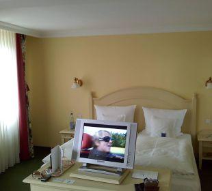 Zimmer  Strandhotel Heringsdorf