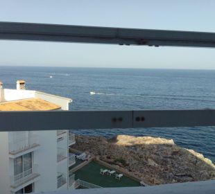 Ausblick Zimmer 513 JS Hotel Cape Colom