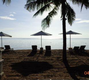 Strand am morgen Hotel Griya Santrian