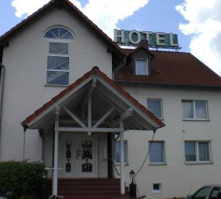 Hotel Linden von außen