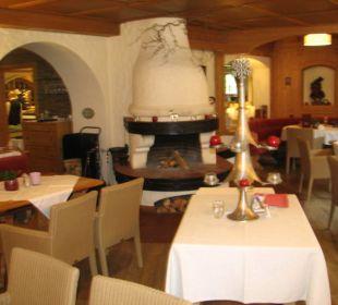 Dieser Teil auch als Restaurant Hotel Alpin Spa Tuxerhof