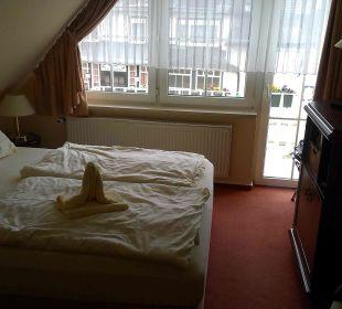Kleines Doppelzimmer altGlowe Hotel Garni