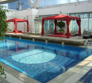 Pool bei Tag Hotel Langham Place