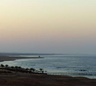 Auch vom Turm aus Hotel Steigenberger Coraya Beach