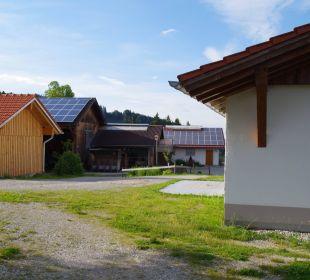 Stall Ferienwohnungen Berghof Kinker