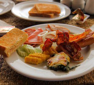 Ein kleines Frühstück ;-) Hotel Mukdara Beach Villa & Spa Resort