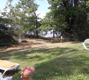 Gartenanlage Hotel Sole-Felsen-Bad