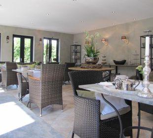 Frühstücks-Cafe Country-Suites Landhaus Dobrick Am Schultalbach
