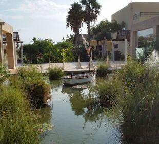 Eingang allsun Hotel Eden Playa
