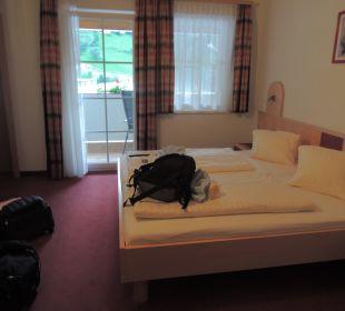 Doppelzimmer im Zubau Hotel Fischerhof Glinzner