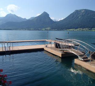 Pool Romantik Hotel Im Weissen Rössl