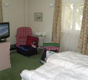 Zimmer im Nebenhaus Fiori Hotel Jodquellenhof Alpamare (Hotelbetrieb eingestellt)