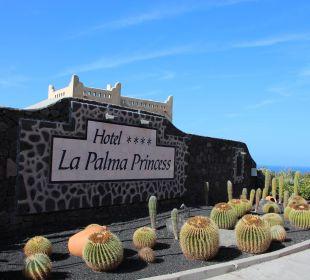 Eingangsbereich La Palma Princess