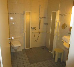 Badezimmer Hapimag Resort Merano