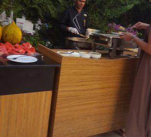 Abendbuffet Siam Elegance Hotels & Spa