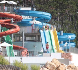 Mini aqua park Sol Luna Bay & Mare Resort