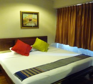 Stilvolles Doppelbett Hotel Siam Heritage