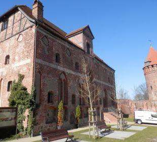 Die alte Kanzlei Ringhotel Schloss Tangermünde