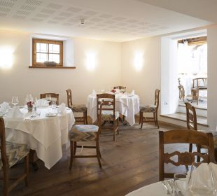 Restaurant Chesa Salis Historic Hotel Engadin