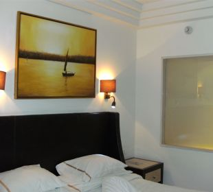 Das superbequeme Bett Achti Resort Luxor