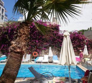 Pool JS Hotel Yate