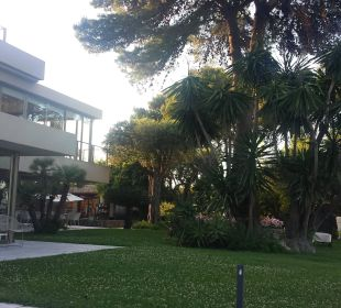 Hotelbar Außenbereich Kontokali Bay Resort & Spa