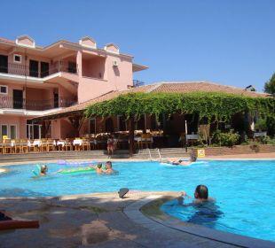 Der schöne Pool Hotel Günes