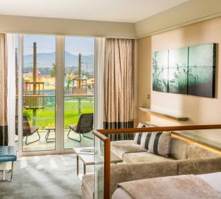 Pool Suite Wohnbereich   Hotel Rixos Premium Tekirova