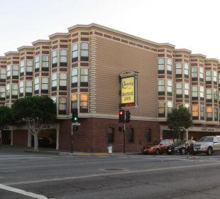Hotelbilder Hotel Coventry Motor Inn In San Francisco