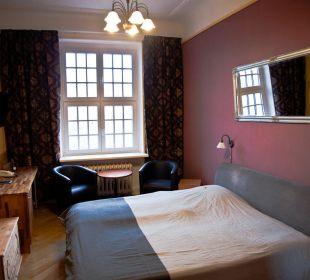Doppelzimmer in der Pension Am Park Pension Am Park