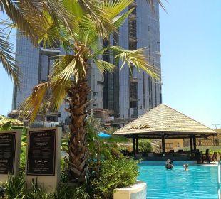 Blick auf neues Hotel sieht gut aus Sheraton Hotel & Resort Abu Dhabi