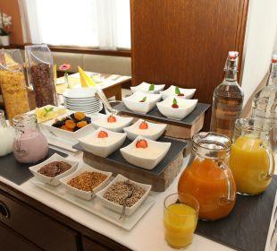Frühstücksbuffet Hotel Villa Rein