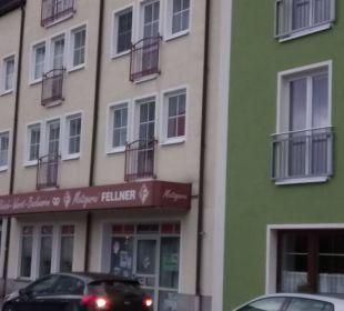 Eigene Metzgerei Hotel-Gasthof-Fellner