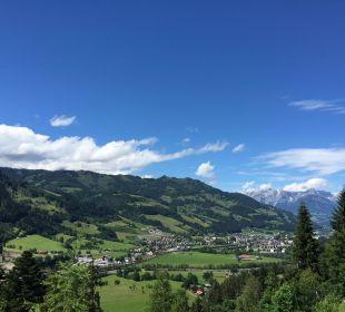 Ausblick Hotel Alpenschlössl